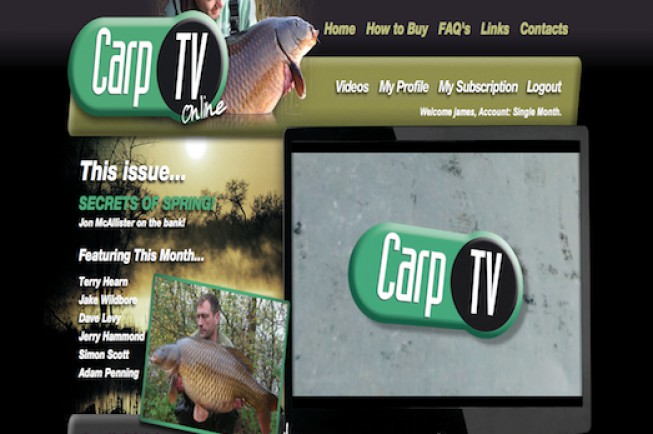 April issue of Carp TV is now available