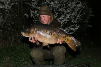 Ed banks another mirror to add to his impressive tally