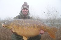 The Cheese - tipping the scales to 44lb 2oz a new personal best