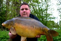 Brads syndicate waters have the traditional close season