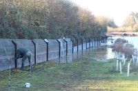 As well as fencing fisheries leased by the new body