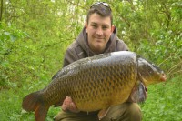Another beautiful Cambridgeshire, deep pit common for Jim