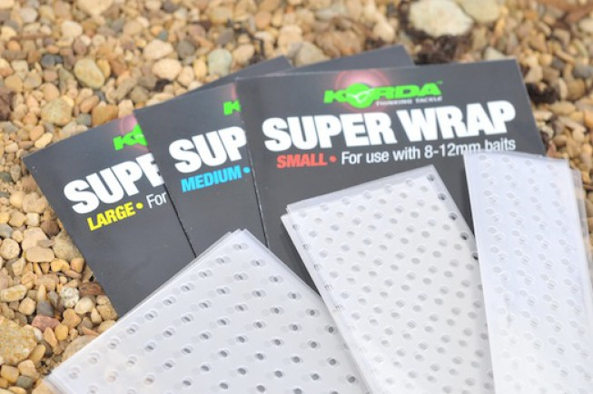 The Super Wrap is now available in three different sizes