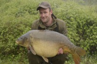 A lovely clean Burghfeild mirror