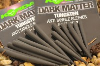 Our new tungsten-impregnated anti-tangle sleeves