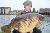 The big fish, called Ollie is a Welsh record