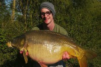Tom Wright had a week to remember, catching this 45lb 8oz mirror