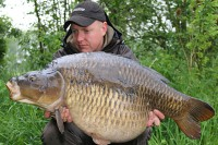 The biggest of the session at 32lb 8oz