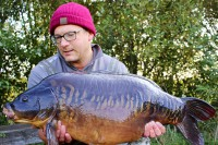 Trakker's Media man has been among the fish again