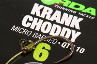 First up we have the new Krank Choddy hook