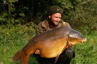This famous old chunk registered 56lb