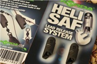 The Heli Safe will soon be available from most Korda stockists