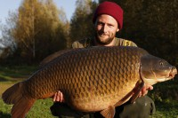 At 67lb 12oz, this common was a new PB for Darrell