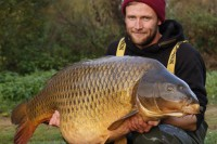 A PB-equalling fish, called Jimmy's Common