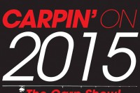 The first show we're attending in 2015 is the Carpin On Show