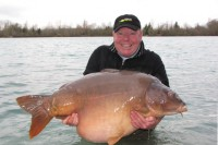 Billy with Single Scale at 78lb 4oz, from back in Dec 2011