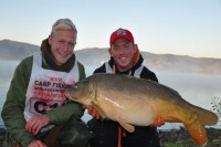 October saw Carp Team England battle to World Champs 4th