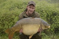 Spring saw Darrell bank his first Burghfield carp