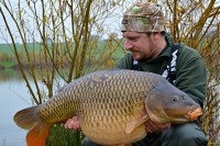 Dan's 32lb 10oz common