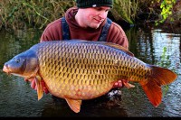 Craig's stunning 32lb 10oz common