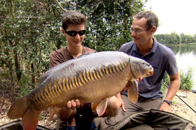 Presented by Simon Scott, the event featured some stunning carp
