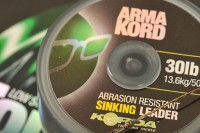 The new Arma Kord 30lb Sinking is a superb leader material