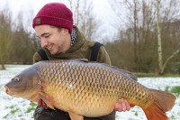 Snow Carp success