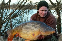 The other side of Craig's big winter common