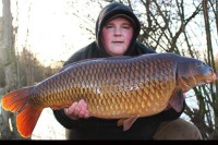 Brad's highlight was this 30lb 2oz common