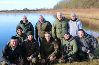 The team at South Ings
