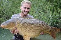Korda star Tom Dove