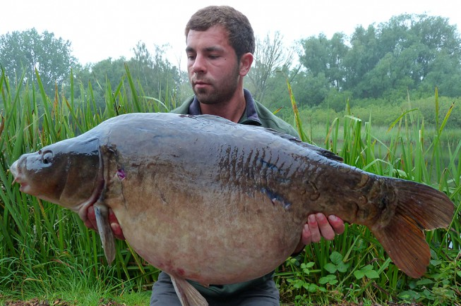 A Lea Valley whacker of 37lb