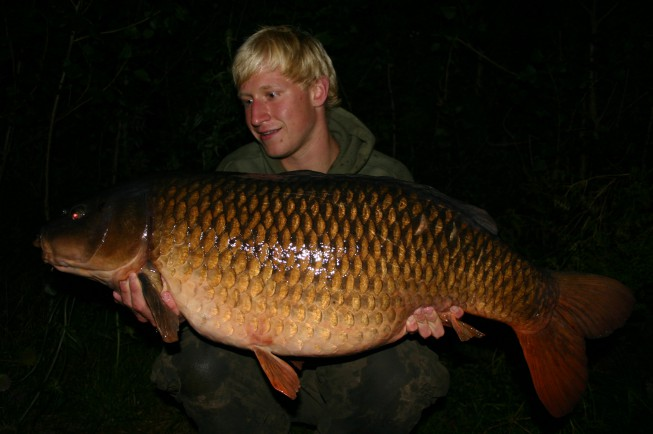St John's Big Common and a new PB