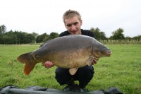 Rob Sutton caught some crackers throughout the session