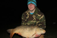 Brandon was over the moon to land this cracking common