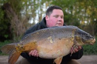 This 35lb 4oz mirror was the highlight of Brad's recent sessions