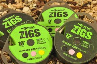 You can also get your hands on the new ready tied zigs