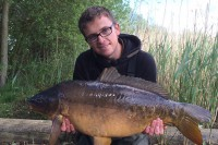 Neil also caught this pretty mirror