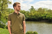 The Korda Polo Shirt in olive