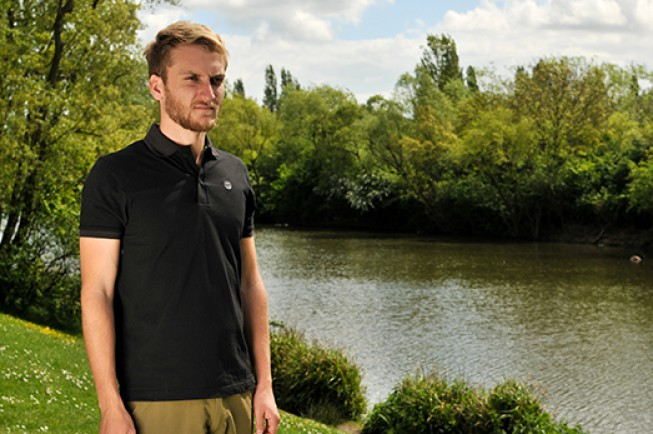 The Korda Polo Shirts are in shops from early June