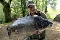 Danny Fairbrass tackles Bluebell Lakes in the series finale