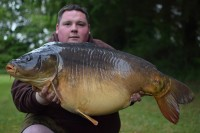 A new PB for Brad