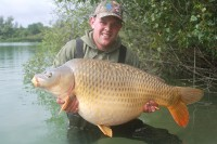 Adi with the new Road Lake common record