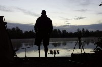 Watching the water on a recent session