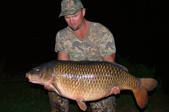 Darren Greenfield is an inspiration to all anglers