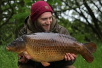 A chunky 24lb 8oz common