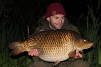 Stumpy also weighed 28lb 8oz