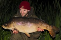 At 28lb 8oz, Two Dogs was the first fish of the session