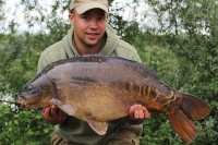 Monks is famous for carp like this stunner