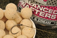 The rigs are perfect for use with wafter hook baits